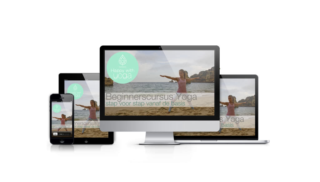 Yoga stap voor stap video's downloaden