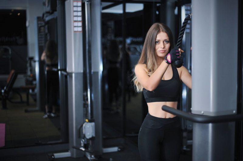 Fitness handschoenen voor dames