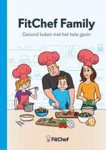 Gezond eten met gezin Fitchef Family