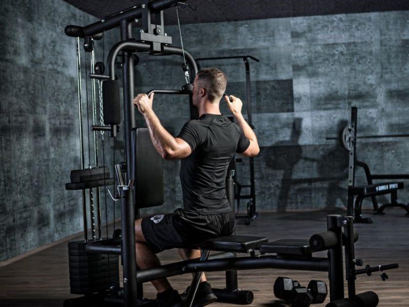 Krachtstation kopen? <br>Dit zijn de 5 beste fitness stations voor jouw home gym!