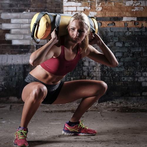Powerbags, sandbags & aquabags voor een ultieme workout thuis!