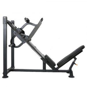 leg press machine 45 graden